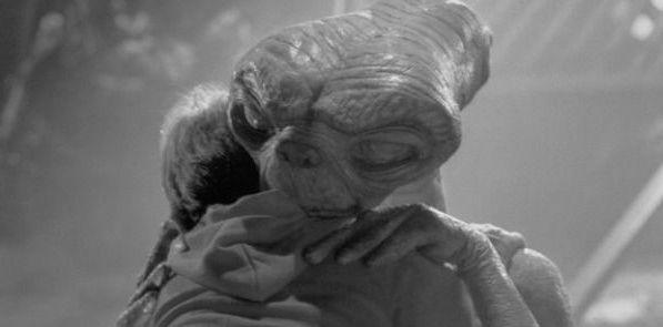 """Final de """"E.T. el extraterrestre"""""""