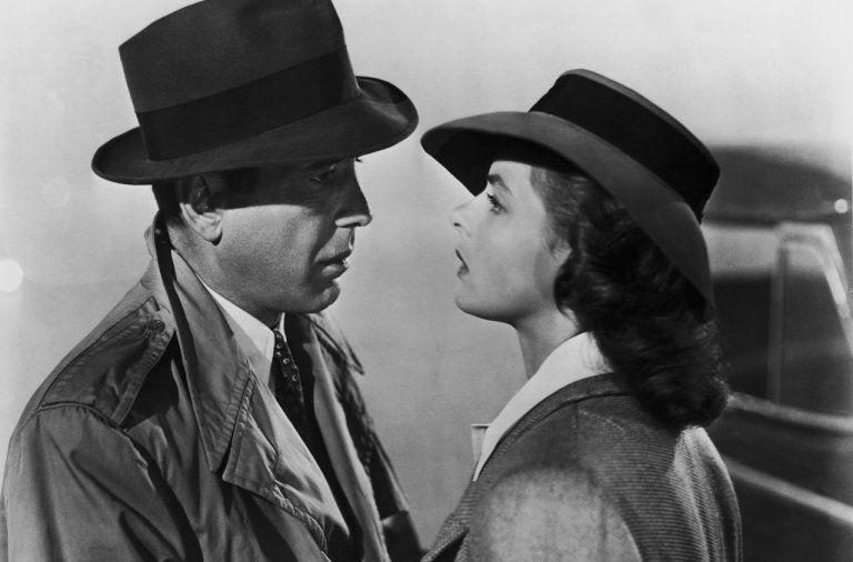 """Final de """"Casablanca"""""""