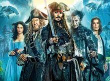 Crítica la claqueta metálica piratas del caribe la venganza de salazar