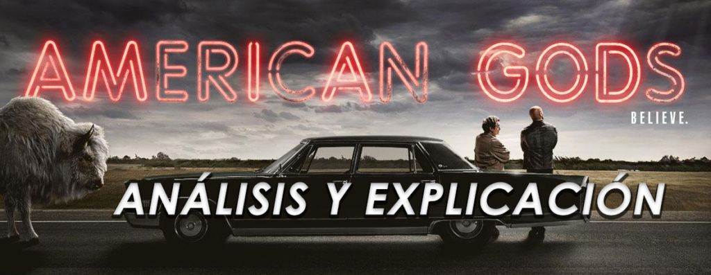 analisis american gods