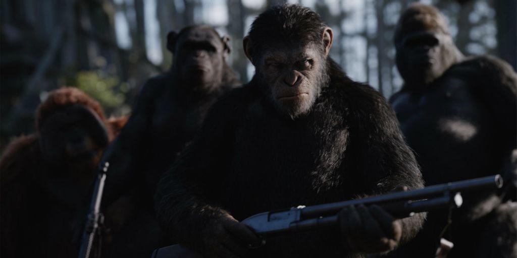 crítica la guerra del planeta de los simios 2