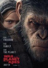la guerra del planeta de los simios cartelera