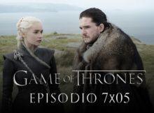 juego de tronos episodio 7x05