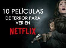 películas terror netflix