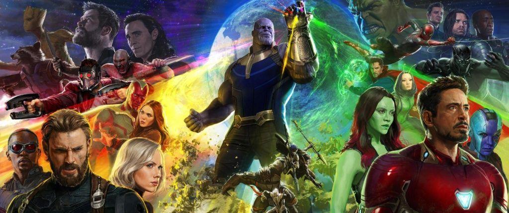 infinity wars imagen
