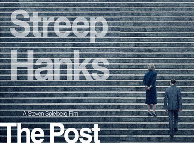 crítica de 'The post' de Steven Spielberg con Meryl Streep y Tom Hanks