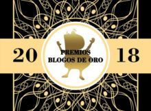 pemios blogos de oro 2018