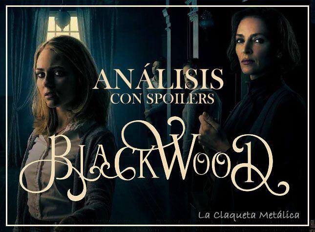 análisis de blackwood [dark and black hall] explicación del final con spoilers