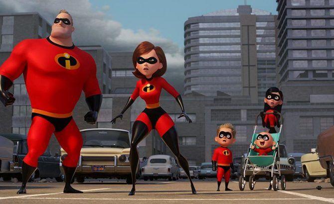 crítica Los Increíbles 2 de Pixar