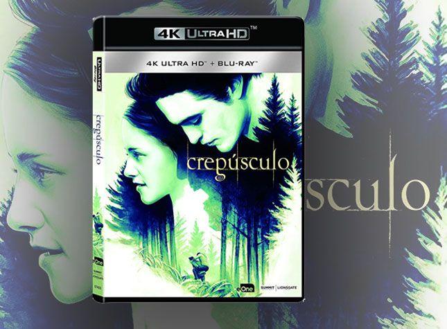 CREPÚSCULO 4K HD