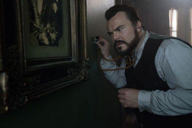 jack Blanck en 'La casa del reloj en la pared'
