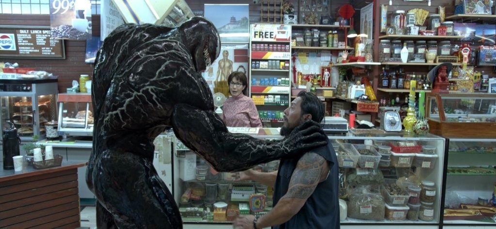 crítica de Venom con Tom Hardy