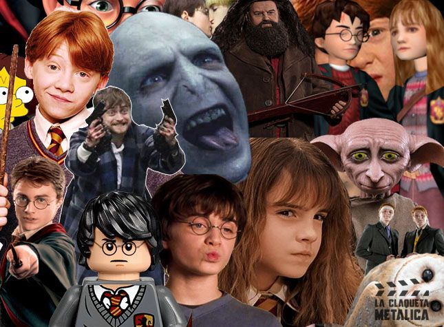 harry potter podcast especial