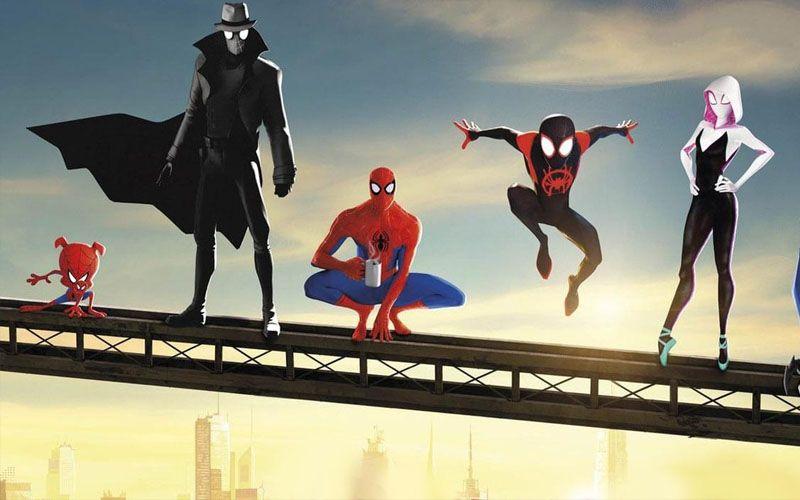 mejores peliculas 2018 spiderman un nuevo universo