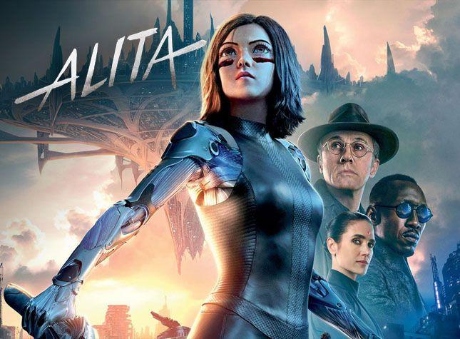 Crítica de 'ALITA: ÁNGEL DE COMBATE' [Battle Angel]