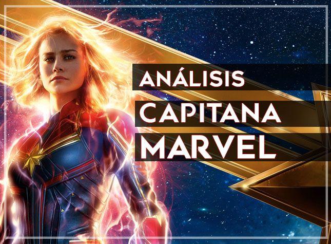 analisis capitana marvel explicacion del final con spoilers