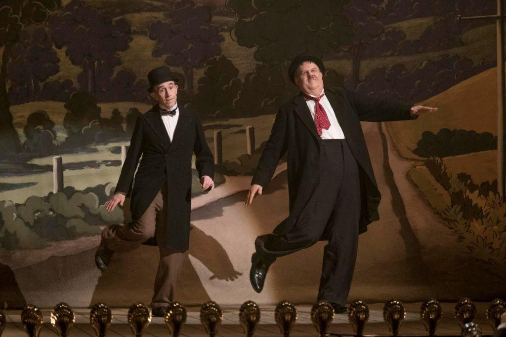 John C. Really y Steve Coogan en 'El gordo y el flaco'