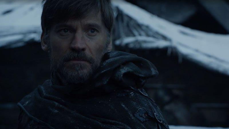 Jaime Lannister, imagen Juego de Tronos 8x01