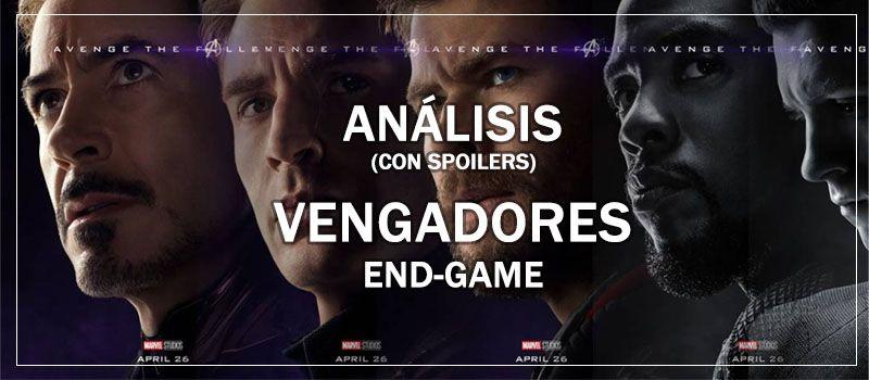 análisis vengadores end game advengers 4 explicación del final con spoilers 10