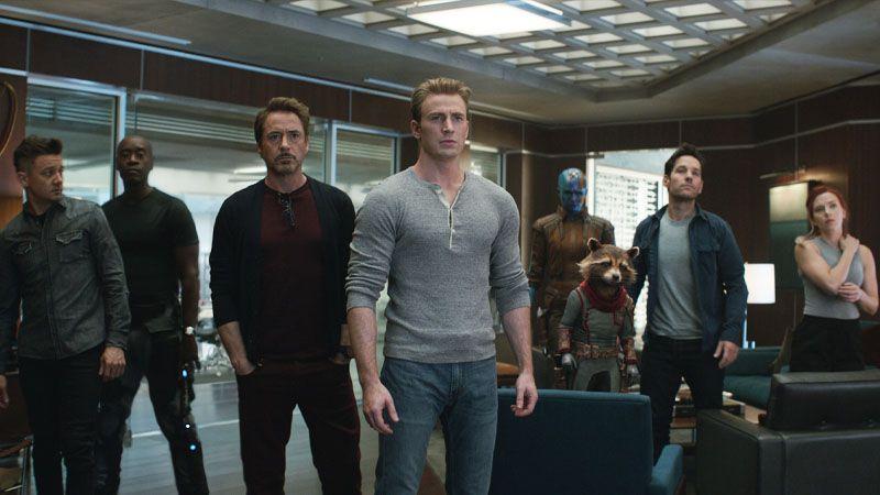 Imagen de 'vengadores: End Game' (Avengers 4)