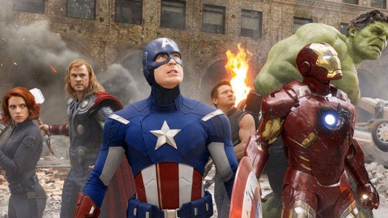 Imagen de 'vengadores: ' (Avengers)