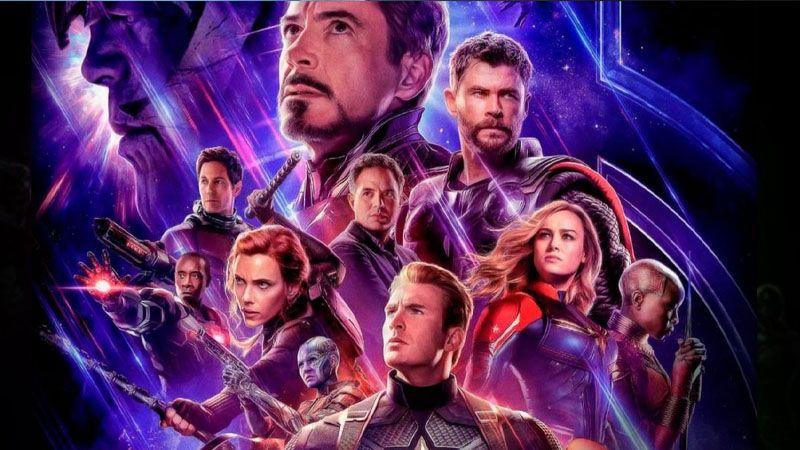 'Vengadores: EndGame' (Avengers 4)