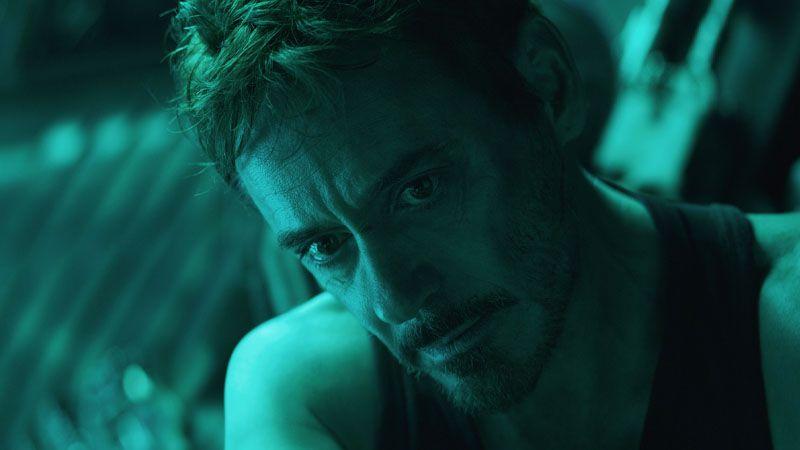 Ironman en 'vengadores: End Game' (Avengers 4)