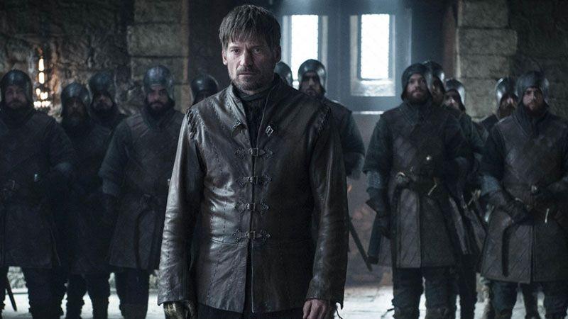 Jaime en 'Juego de Tronos 8x02' (Game of thrones 8x02)