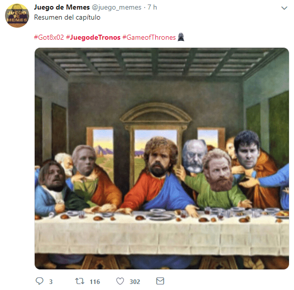 juego de tronos meme 8x02 1