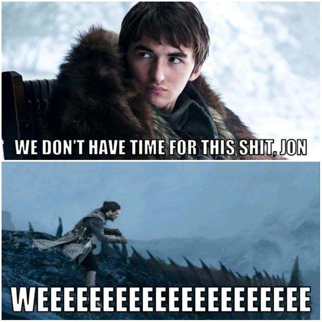 memes 8x01 de juego de tronos game of thones