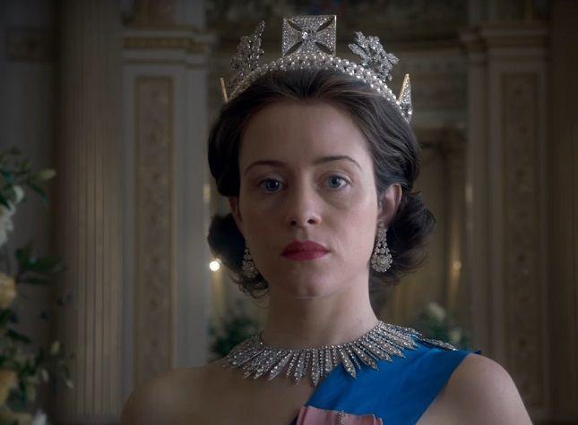destacada the crown